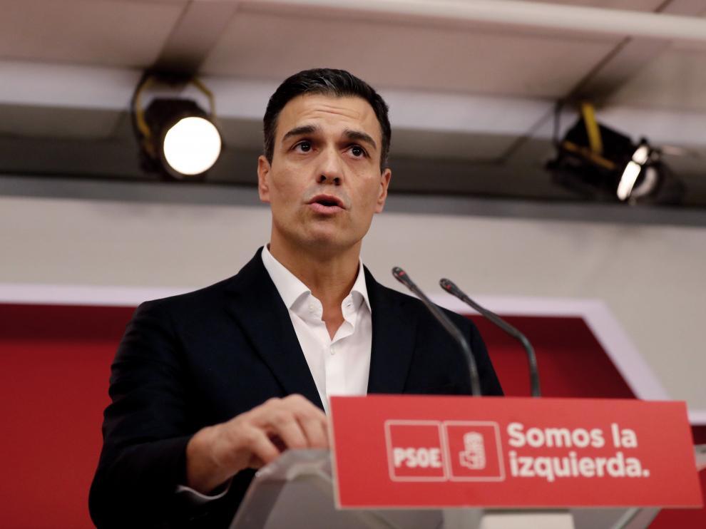 Pedro Sánchez en una foto de archivo.