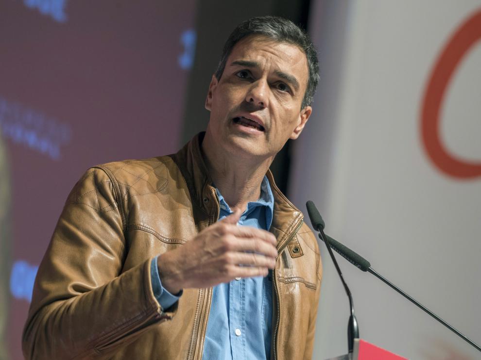 """Sánchez: """"Las elecciones las ganaremos los que vamos a favor de la convivencia"""""""