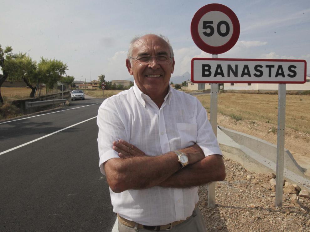 HERALDO DE ARAGÓN se hizo eco el 17 de julio de 1982 de las necesidades de Banastás, que planteó el alcalde.