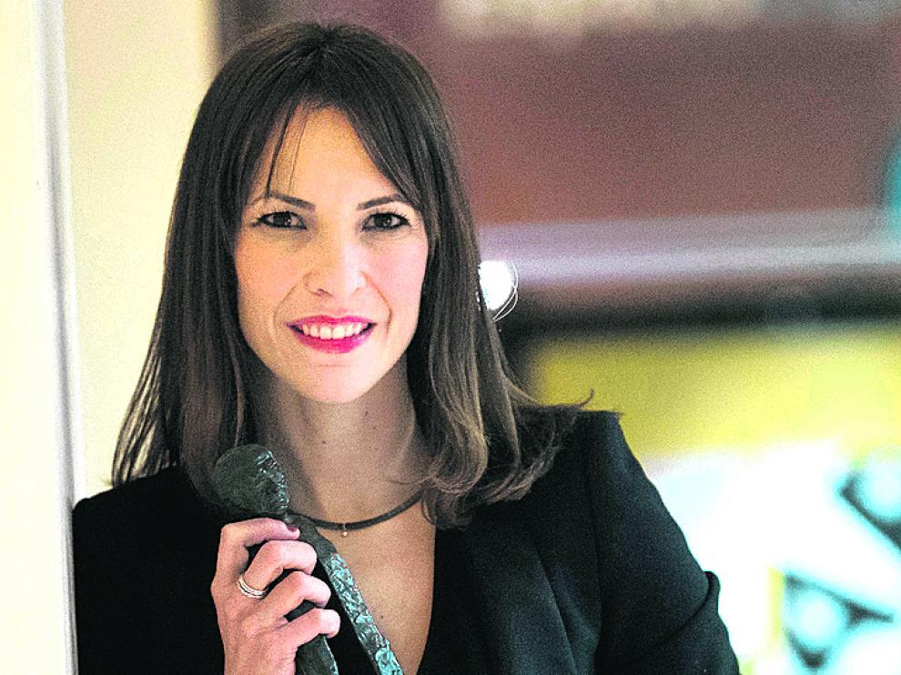 Paula Ortiz, directora zaragozana