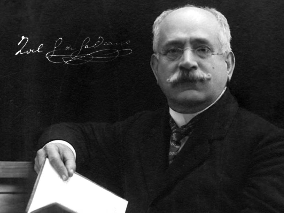 Zoel García de Galdeano influyó en el despegue de la matemática mundial.