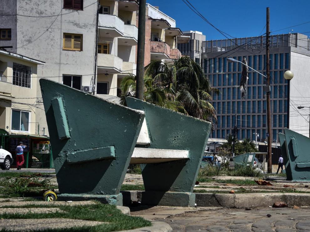 La odisea de comer en Cuba en época de huracanes
