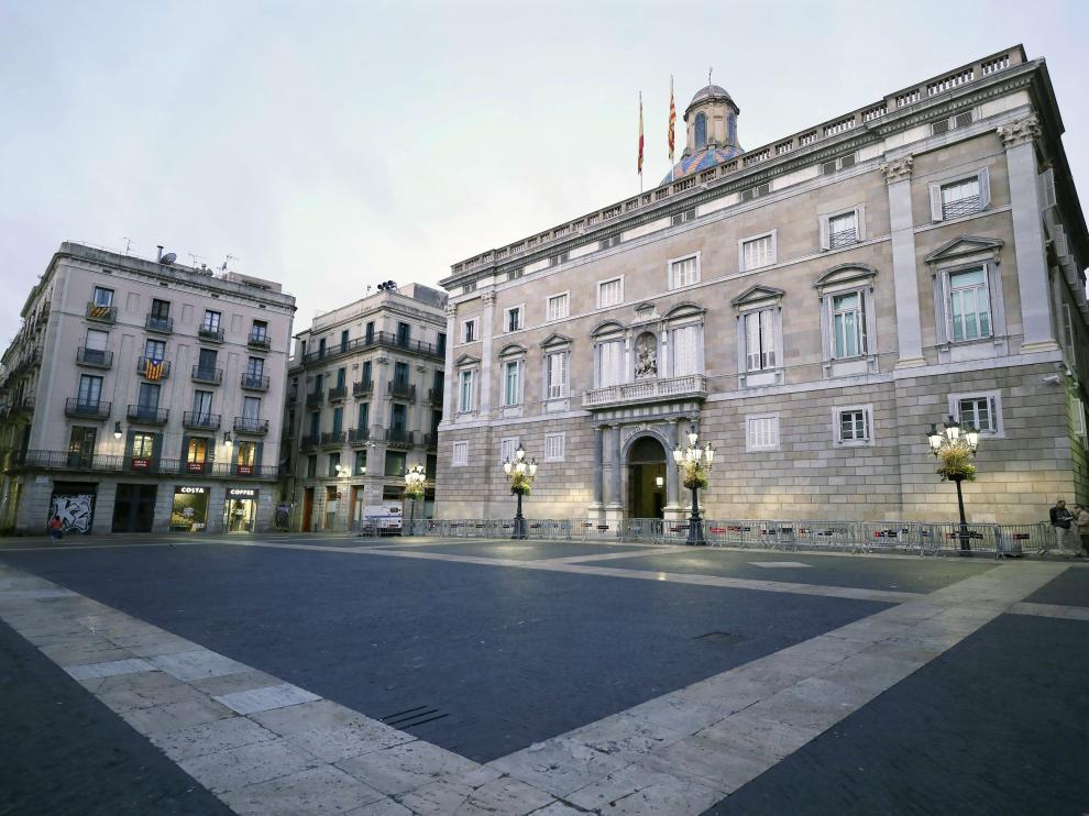 Palau de la Generalitat de Cataluña