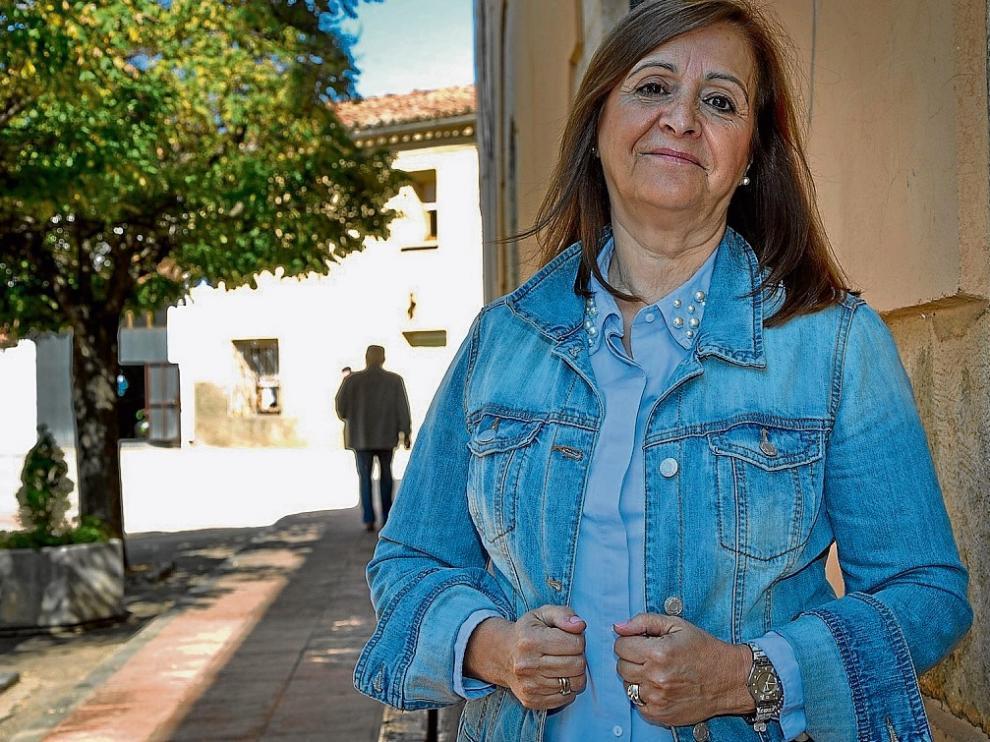 Carmen Sánchez será la nueva delegada del Gobierno en Aragón.