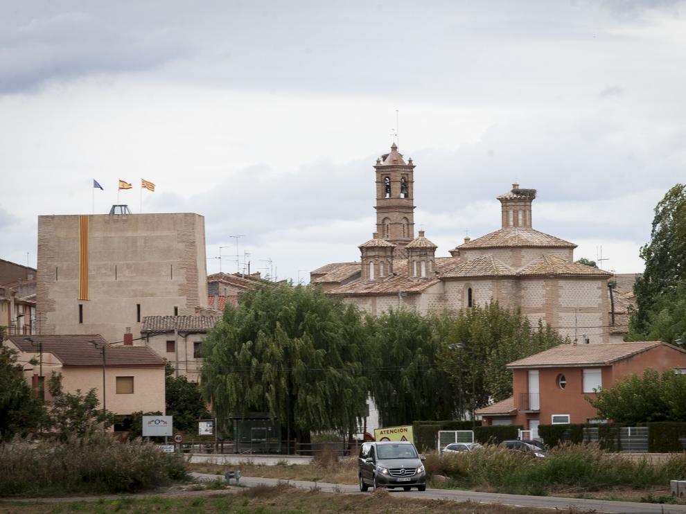 Vistas de Salillas de Jalón