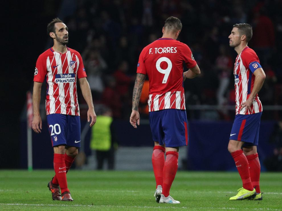 El Qarabag volvió a frenar al Atlético de Madrid