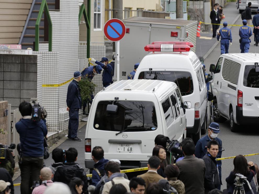 Las partes de los cadáveres se han hallado en un apartamento de Zama, al sur de Tokio.