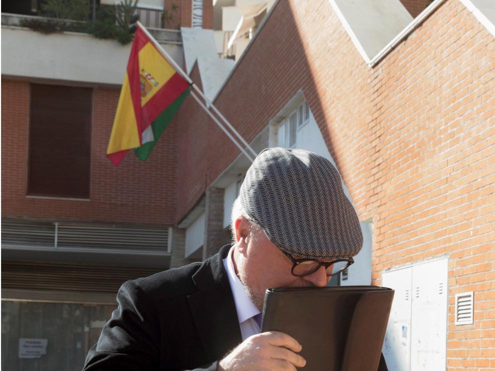 El excomisario José Manuel Villarejo, en una foto de archivo.