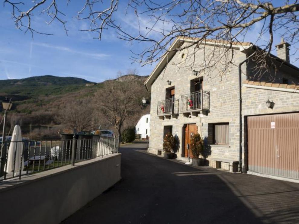 Casa de turismo rural en Escuer