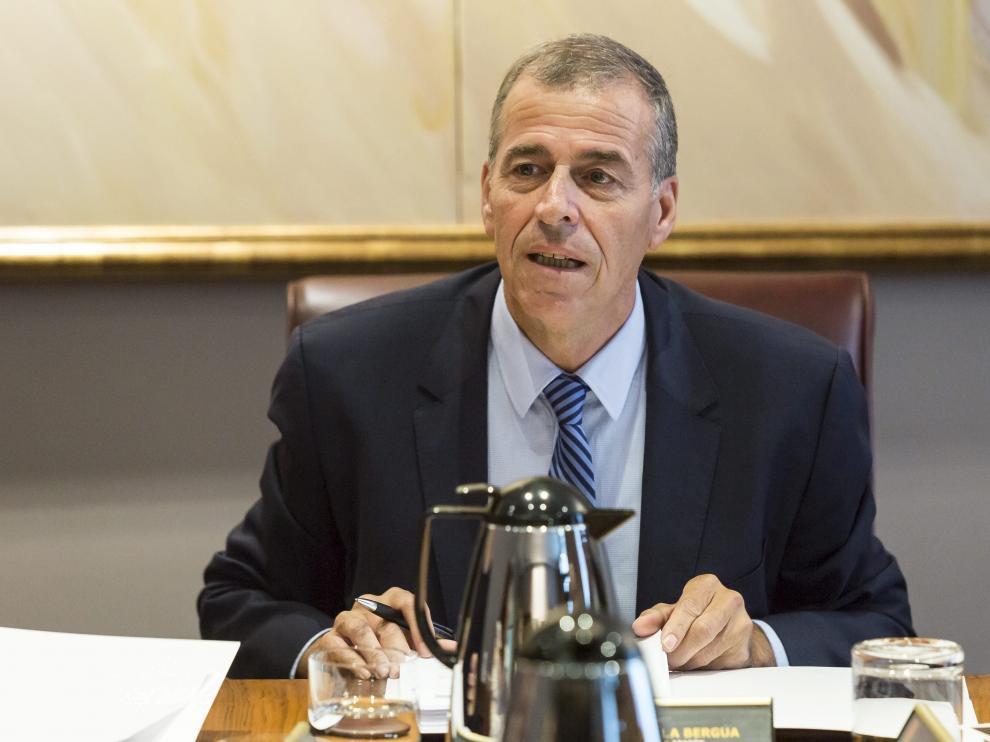 Antonio Cosculluela lleva cuatro años como secretario general