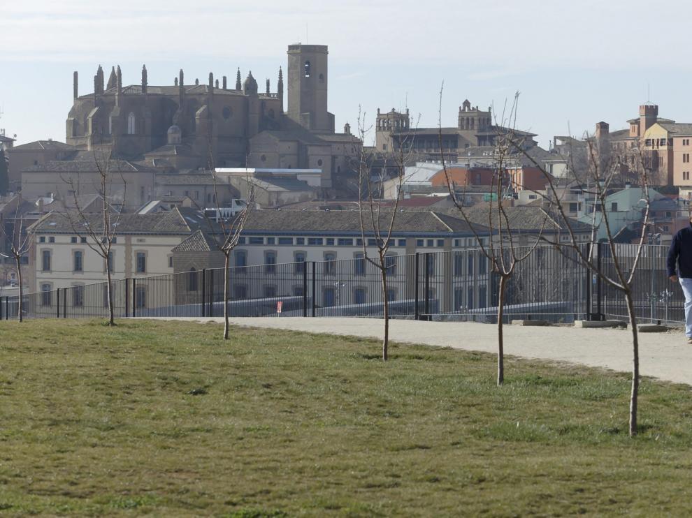 Huesca, una ciudad donde las alarmas suenan poco.