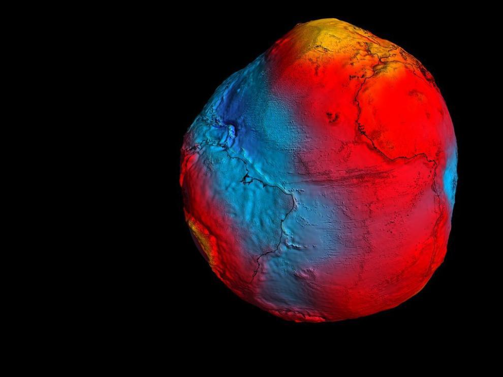 Así ve la Tierra la misión Goce de la Agencia Espacial Europea