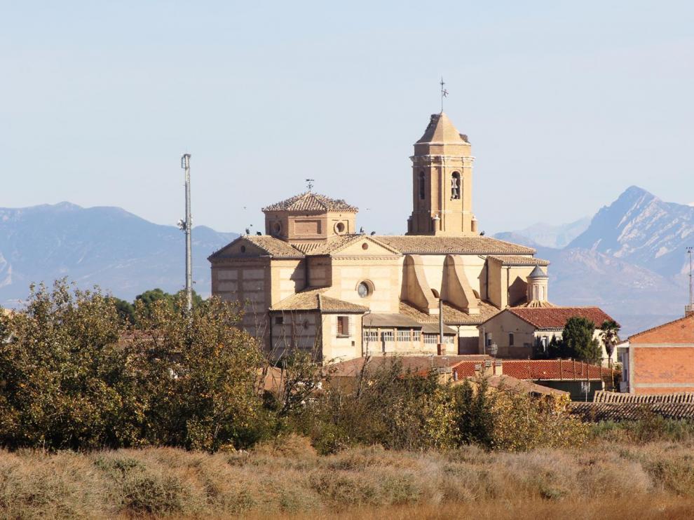 Iglesia de la Asunción.
