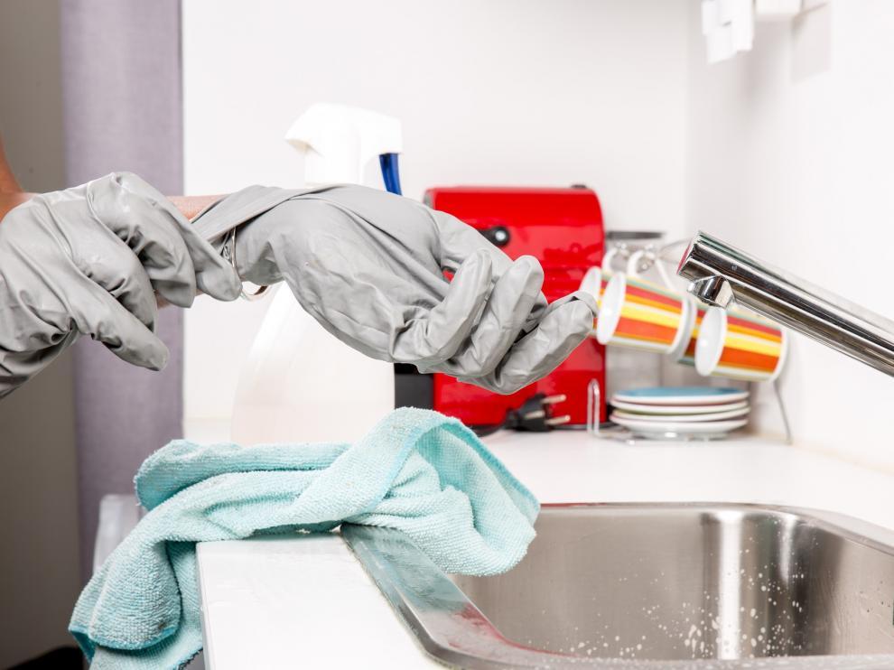 Existen muchos trucos para tener una casa limpia y libre de bacterias.