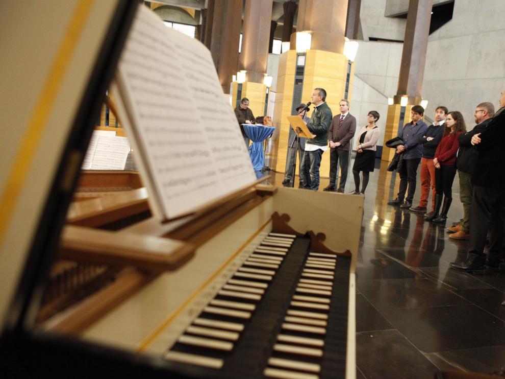 El Auditorio de Zaragoza amplía sus residencias