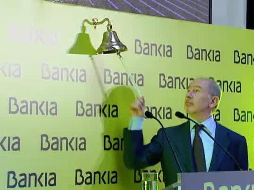 La Audiencia Nacional sentará en el banquillo a Rato y Olivas por la salida a bolsa de Bankia