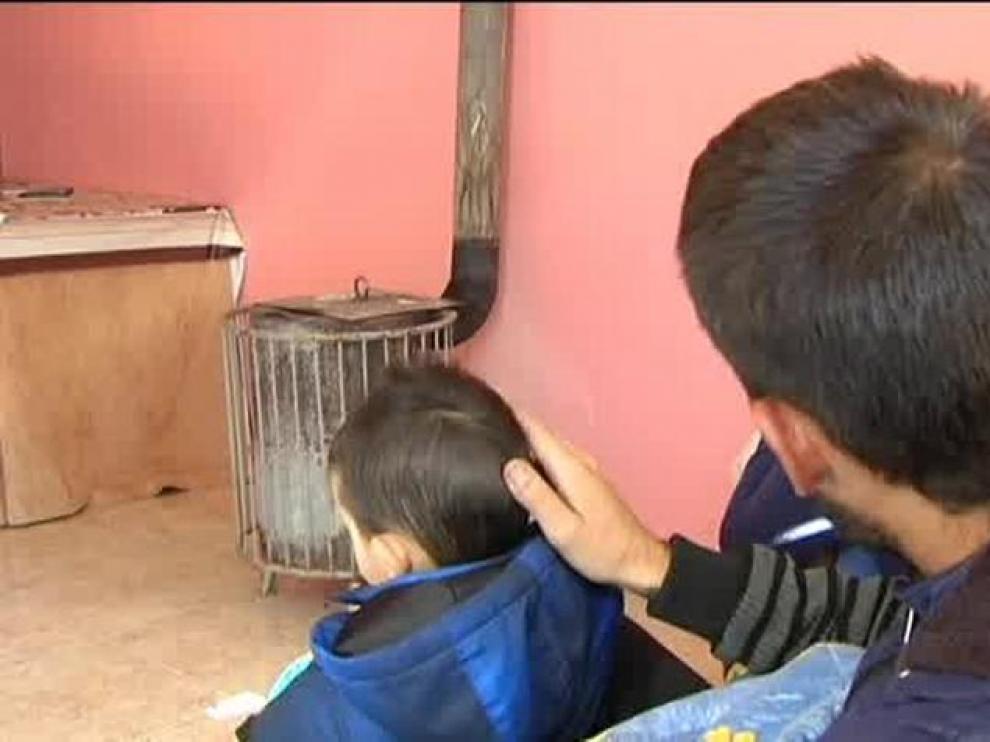 Uno de cada tres niños, en riesgo de pobreza en España
