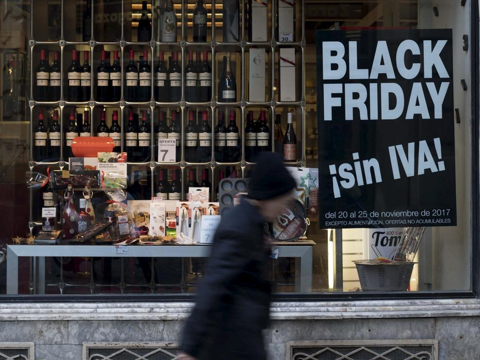 El 'Black Friday' se convierte en una 'Semana negra' de descuentos