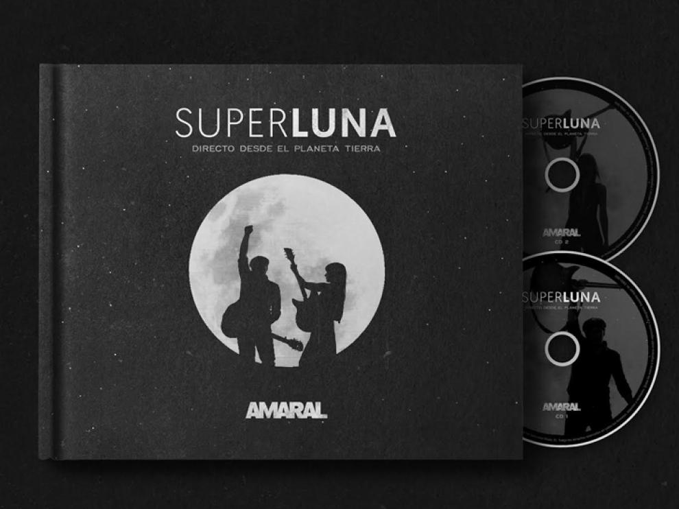 Promoción del nuevo disco de Amaral