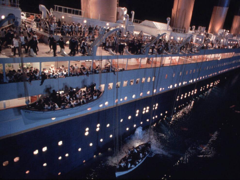 Veinte años de 'Titanic'