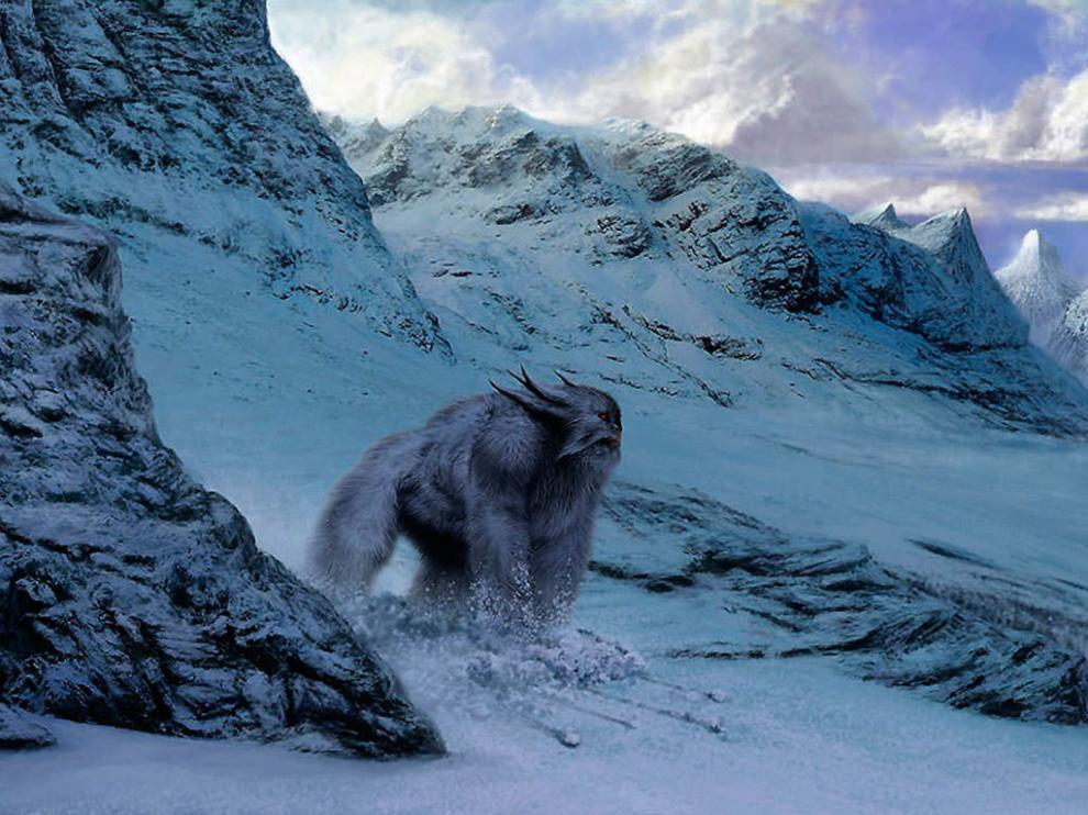 Fotograma de la película 'La furia del Yeti'
