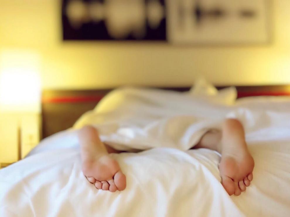 De media, se recomienda dormir 8 horas.