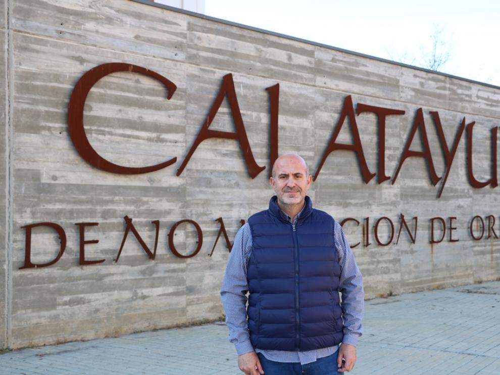Miguel Arenas, nuevo presidente de la D. O. Calatayud