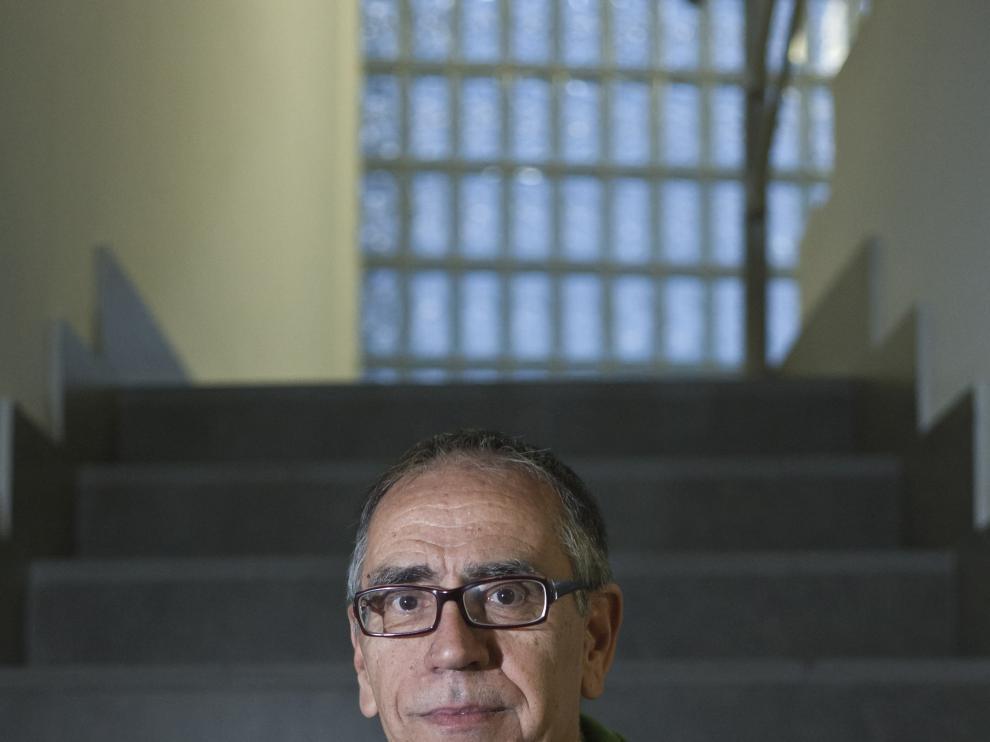 El bilbilitano Jaume Funes, en una foto de archivo, fue defensor de los derechos de la infancia en Cataluña