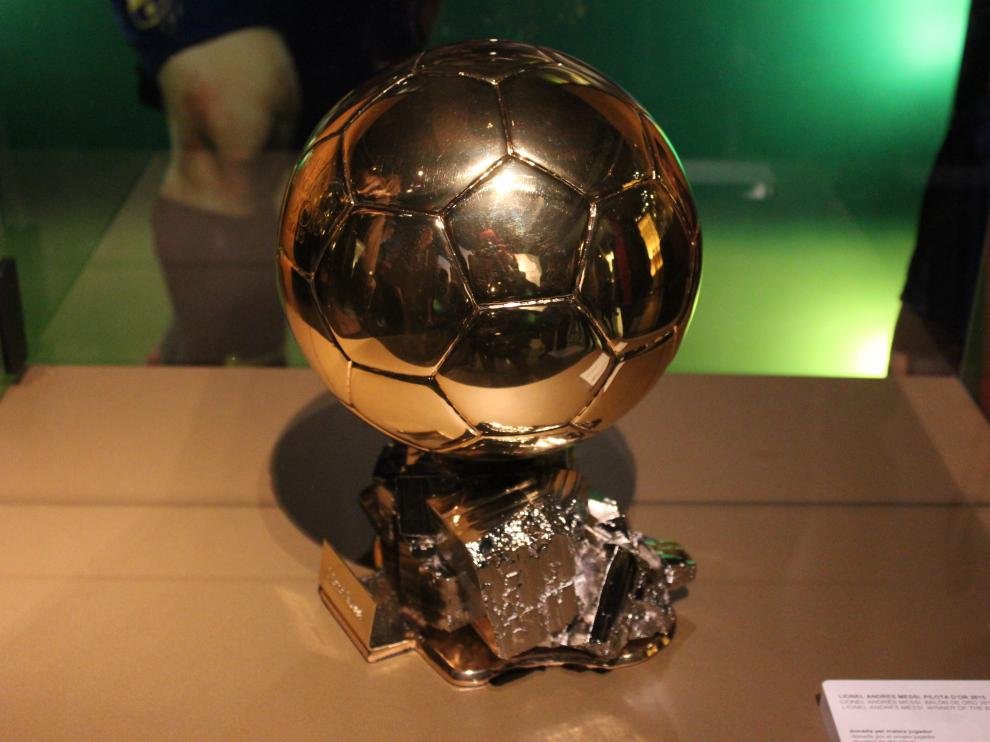 El Balón de Oro se entregará el 3 de diciembre de 2018.