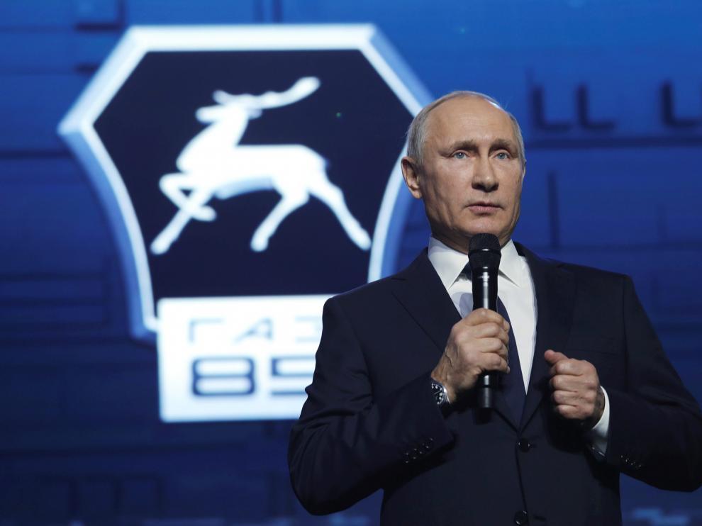 Putin anuncia la completa derrota del Estado Islámico en Siria.