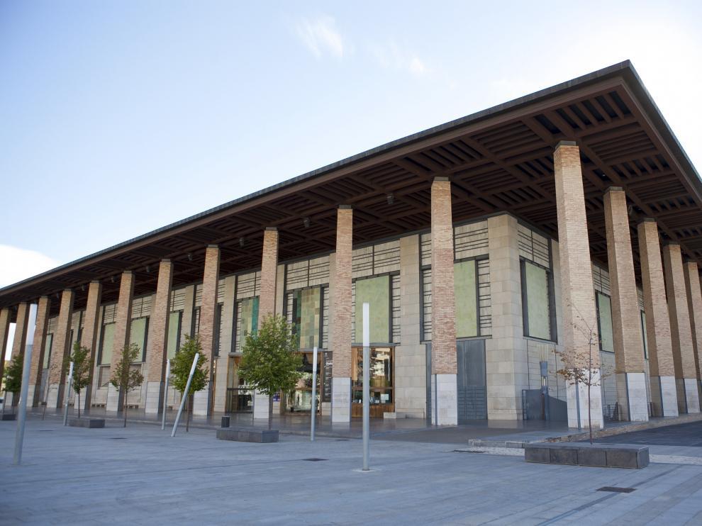 Auditorio de Zaragoza.