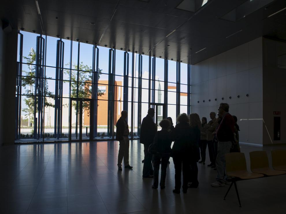 El juicio se celebró en la Ciudad de la Justicia de Zaragoza.