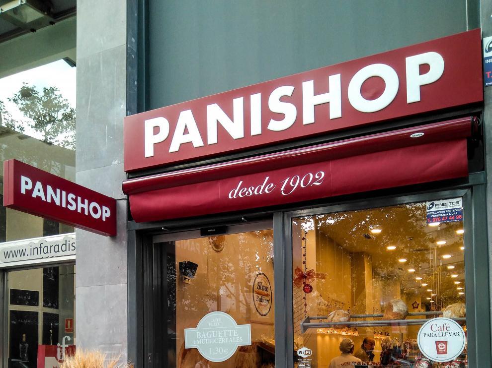 Panishop abre una nueva tienda en paseo Sagasta
