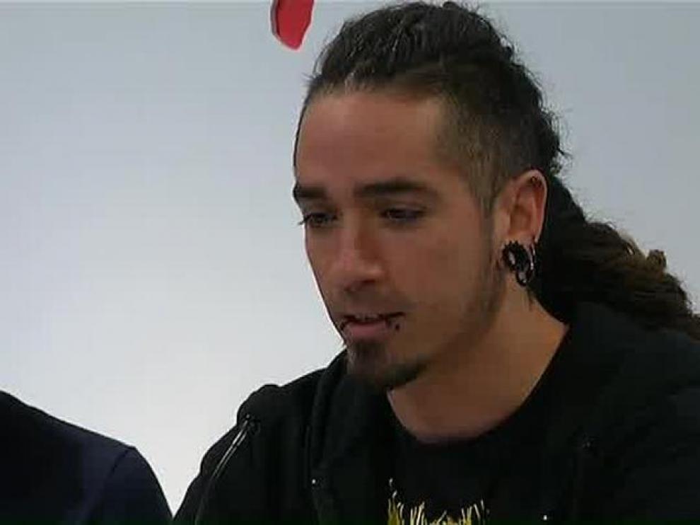 Rodrigo Lanza en una imagen de archivo.
