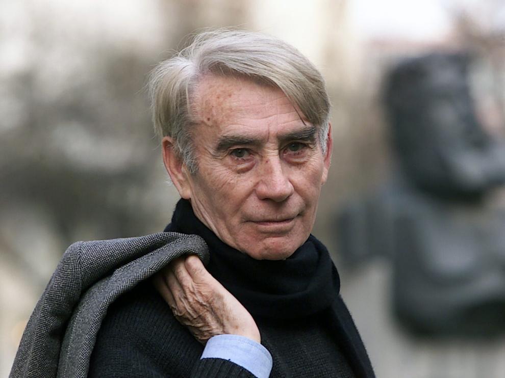 El cineasta, escritor y dramaturgo Alfredo Castellón, en un retrato de archivo.