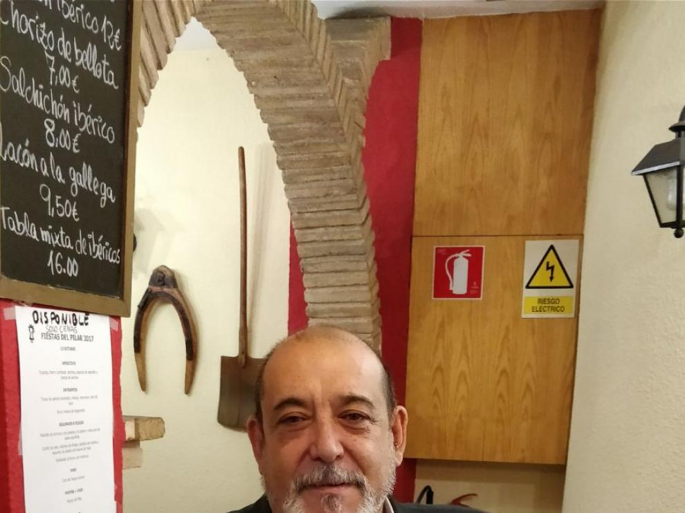Víctor Laínez tenía 55 años, y vivía en la zona de Heroísmo de Zaragoza.