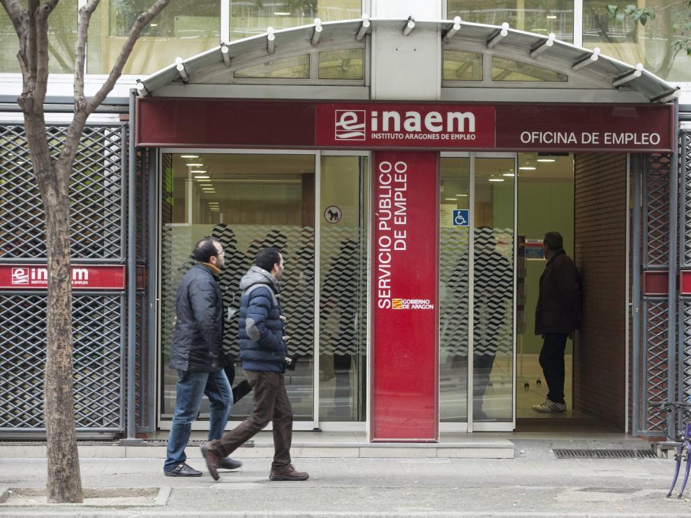 El empleo creció un 1,9 % en Aragón en 2018, con 577.000 personas ocupadas