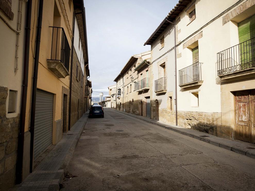 Calle de Siétamo.