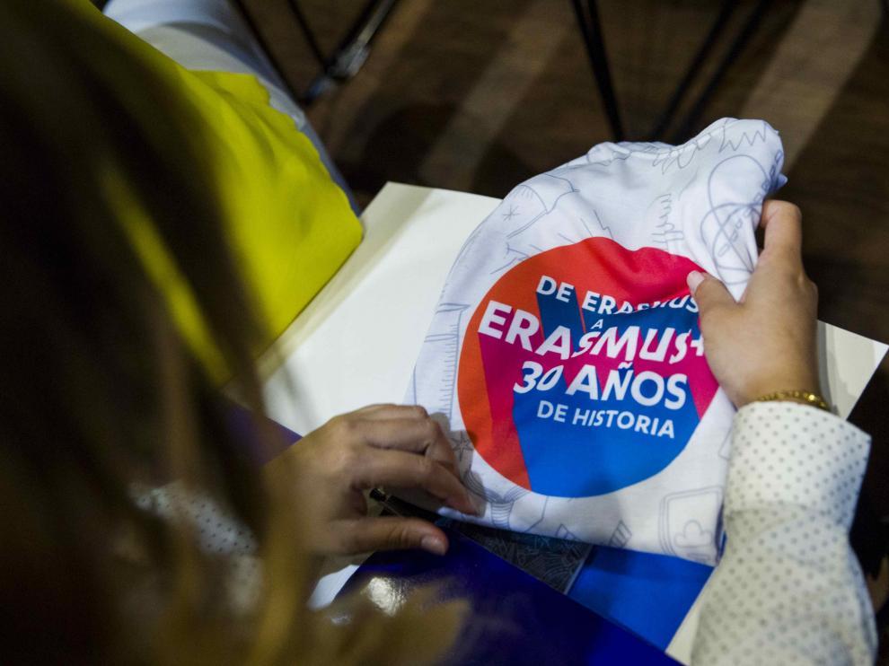 El programa Erasmus ha celebrado este año su 30 aniversario.