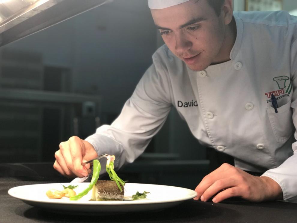Cuatro aragoneses rumbo a una de las mejores escuelas de cocina de España
