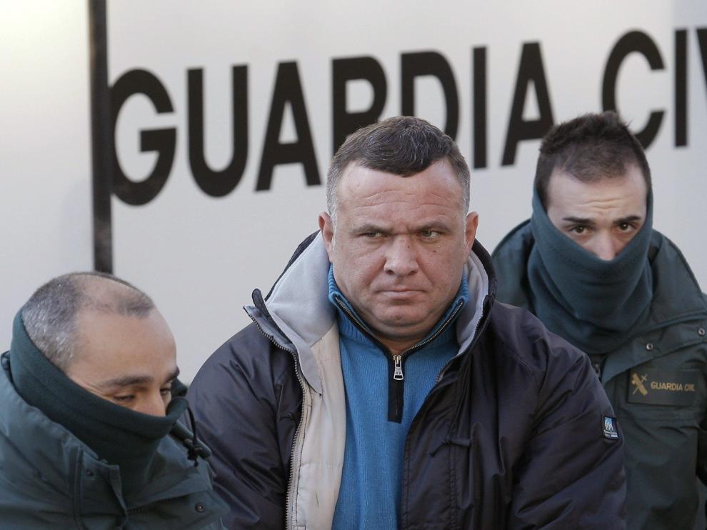 'Cabeza de Cerdo', ya en prisión, fue uno de los colaboradores de 'Beku', el líder de la red.