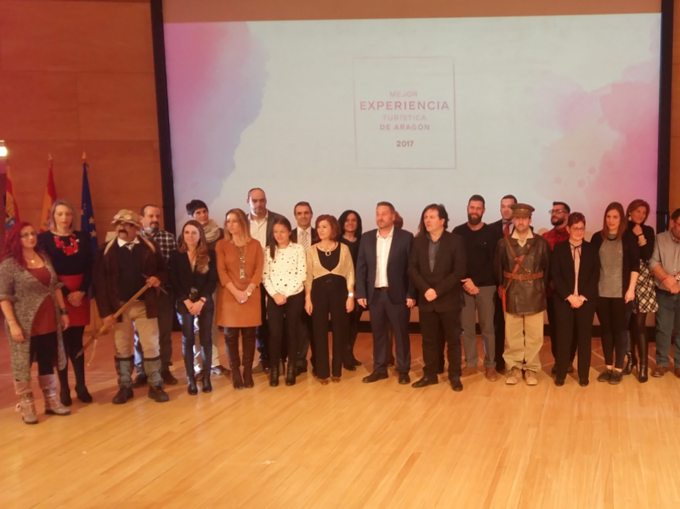 'Supervivencia en la Sierra', la mejor experiencia turística de Aragón en 2017
