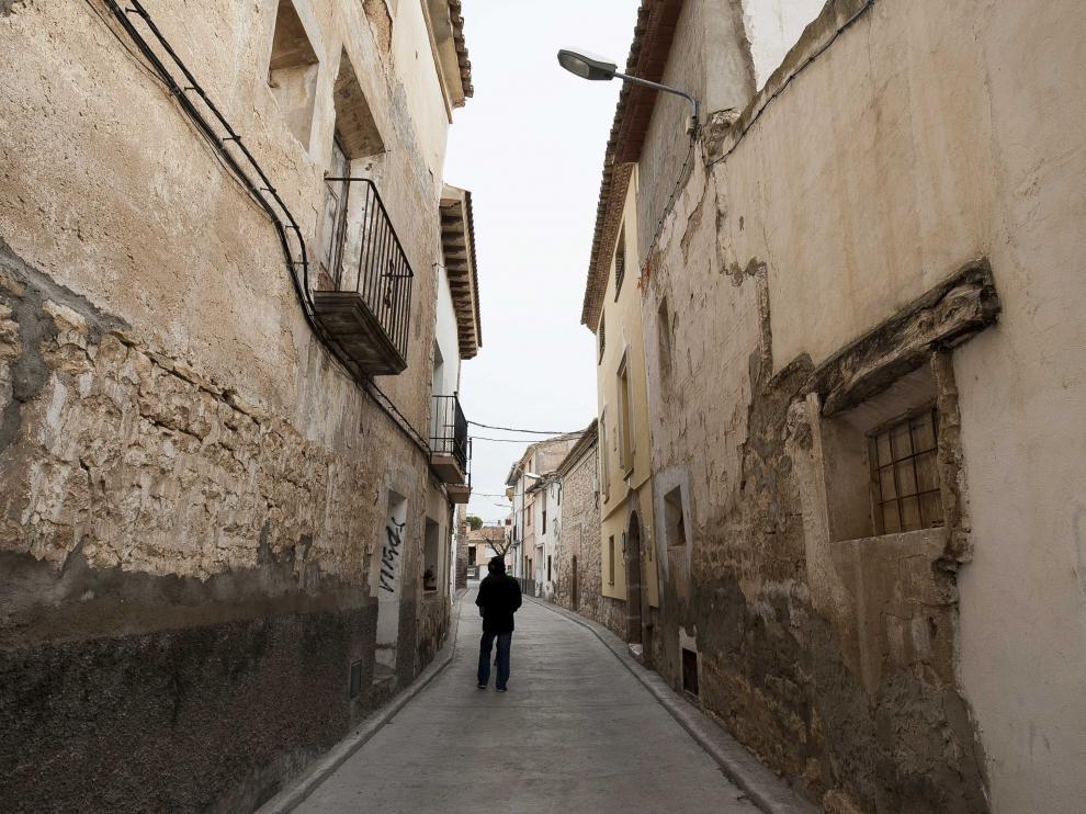 Calle de Alborge.