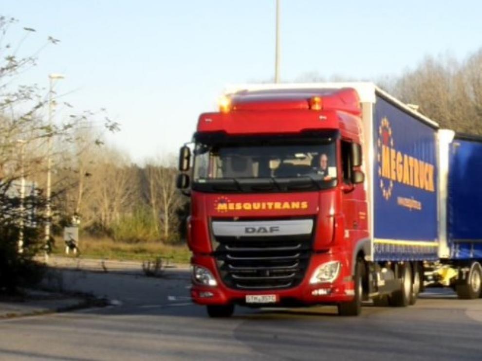 La empresa de transporte Mesquitrans ha llevado su sede social a Teruel
