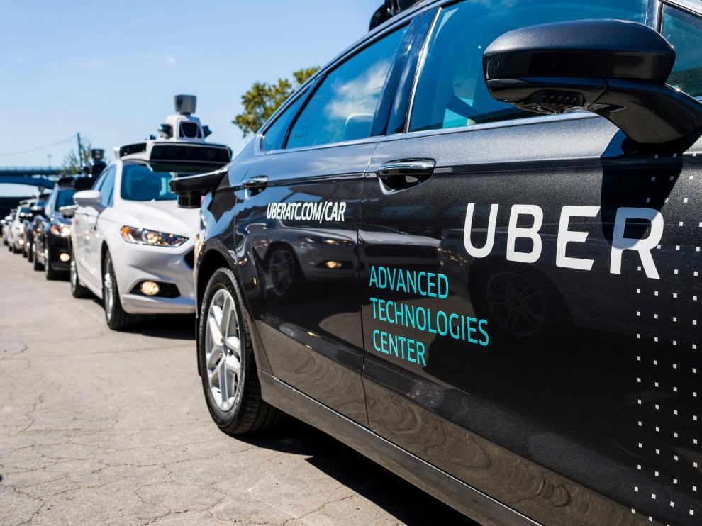 Uber es una de las empresas más conocidas de VTC.