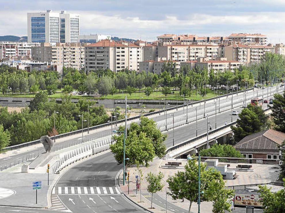 La doble rotulación se aplicará en calles y plazas de la margen izquierda
