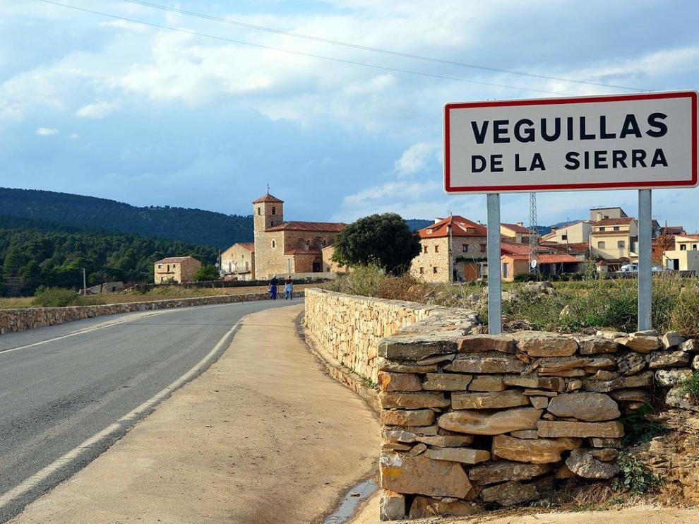Veguillas de la Sierra, con tan solo 19 habitantes, es una de las localidades beneficiarias.