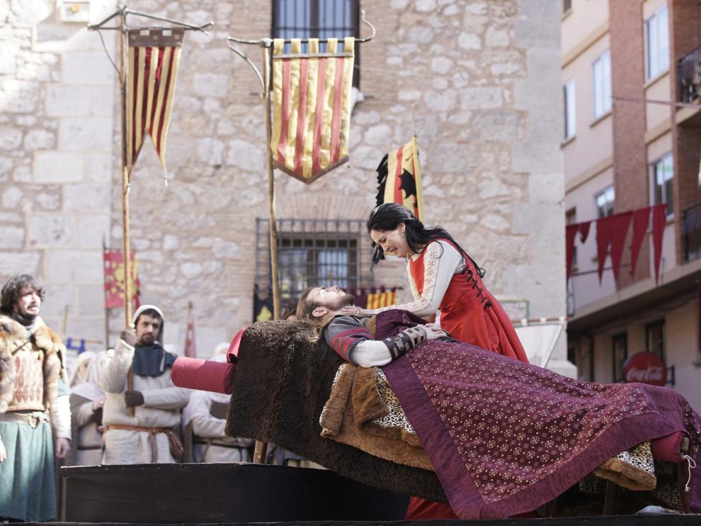 Representación de las Bodas de Isabel de Segura del 2017