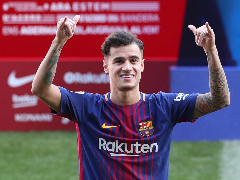 """Coutinho: """"Jugar en el Barça era mi sueño; no lo podía dejar escapar"""""""