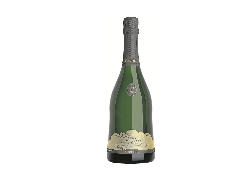 El cava reserva Gran Plus Ultra de Codorníu se elabora con uvas de chardonnay.